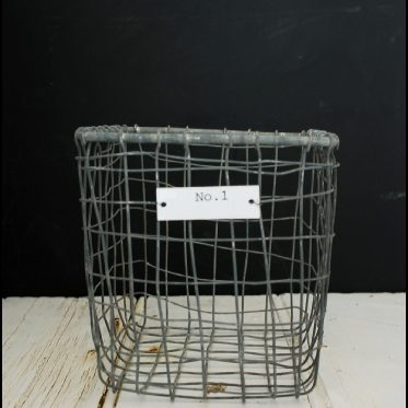 Zinc Basket